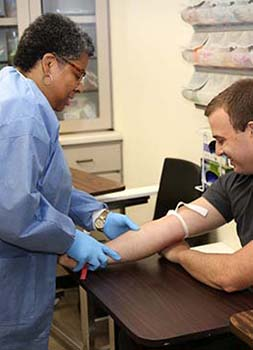 Phlebotomy Technician