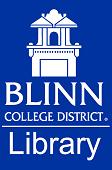 Blinn Library Logo