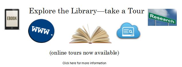 Library Tours, Fall 2017