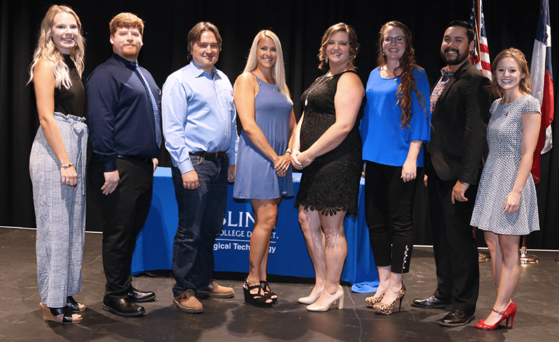 Blinn College District Surgical Technology Program hosts its inaugural pinning ceremony
